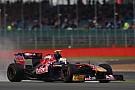 Toro Rosso British GP - Silverstone Friday Practice Report