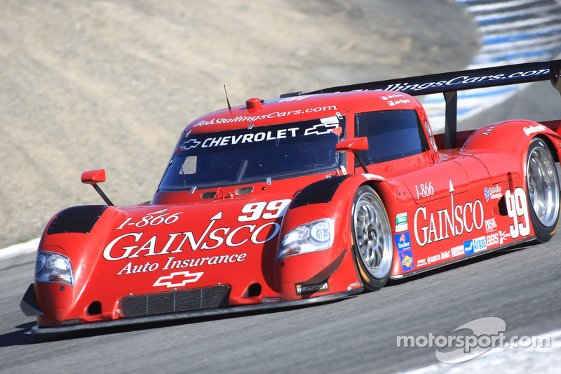 Bob Stallings Racing  Laguna Seca Qualifying Report
