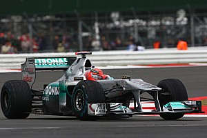 Mercedes British GP - Silverstone Qualifying Report