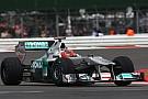 Mercedes British GP - Silverstone Qualifying Report