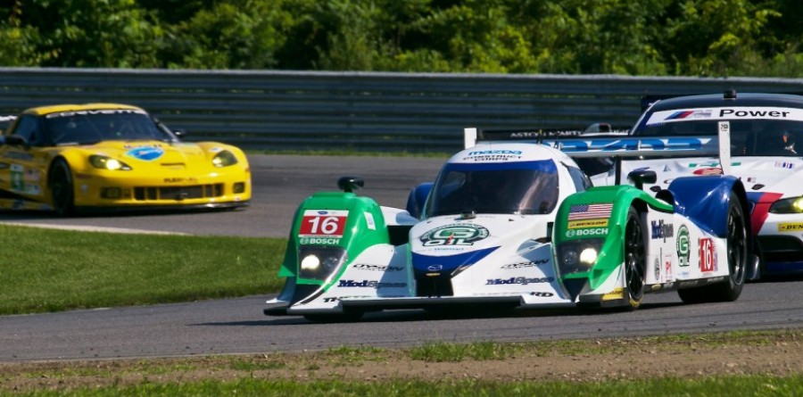 Dyson & Smith Dominate in Lime Rock ALMS Win