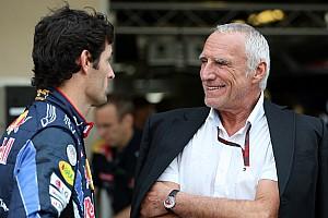 Formula 1 Mateschitz Confirms Webber Staying In 2012