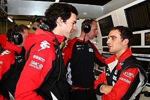 Marussia Virgin British GP - Silverstone Race Report