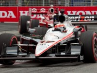 Team Penske IndyCar Toronto Street Race Report 