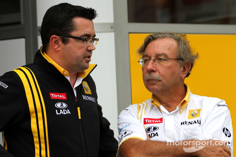 Renault Team Could Lose Renault Power In 2012 - Report