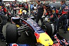 Red Bull Swerve Raikkonen, Eye Webber For 2012