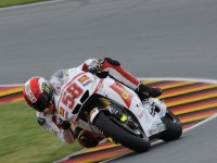 Gresini Racing's MotoGP Friday German GP Report