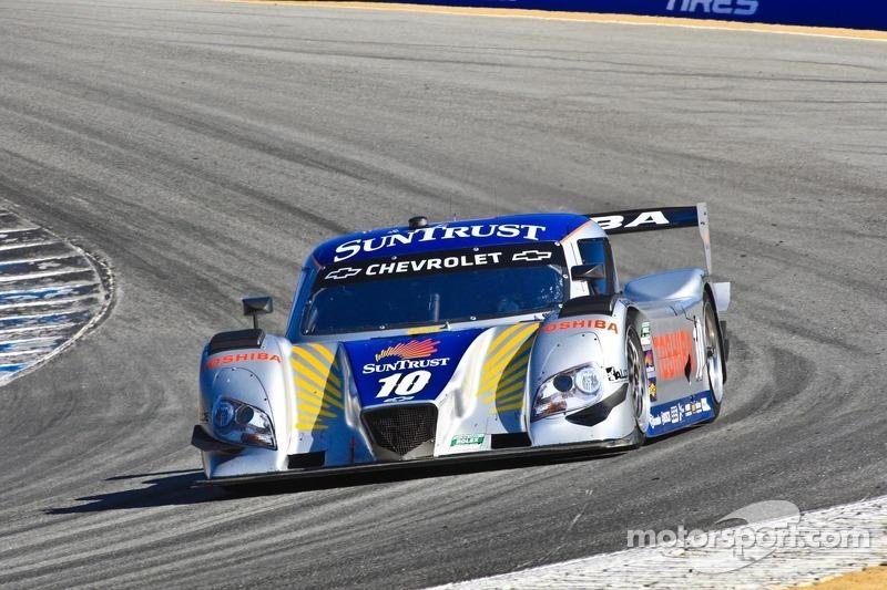 SunTrust Racing Prepared For Millville 250