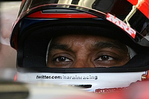 Report - Karthikeyan To Drive HRT On Friday