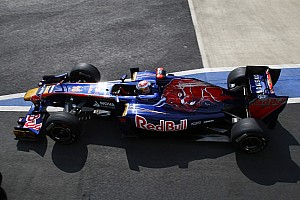 Formula 1 Toro Rosso German GP - Nurburgring Friday Practice Report