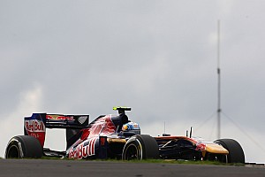 Toro Rosso German GP - Nurburgring Qualifying Report