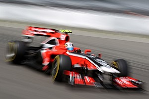 Formula 1 Marussia Virgin German GP - Nurburgring Qualifying Report
