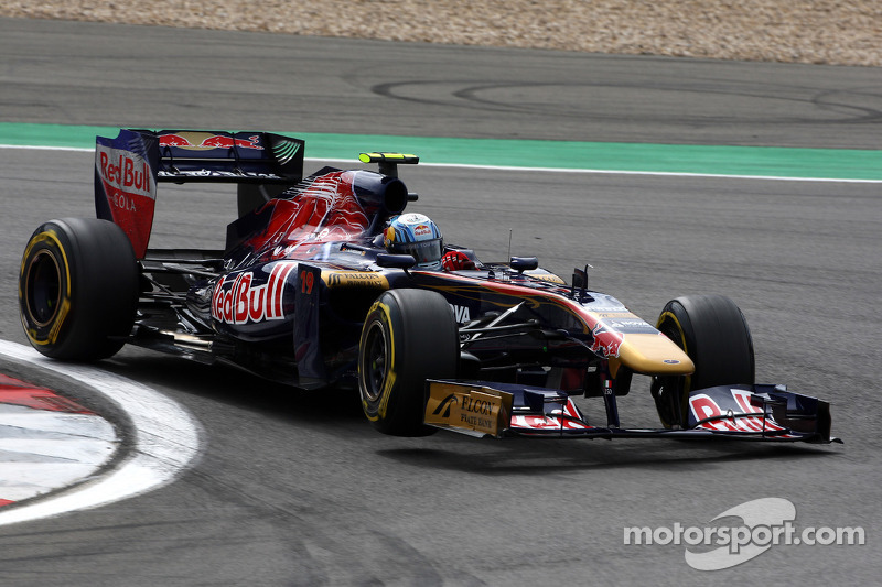 Toro Rosso German GP - Nurburgring Race Report