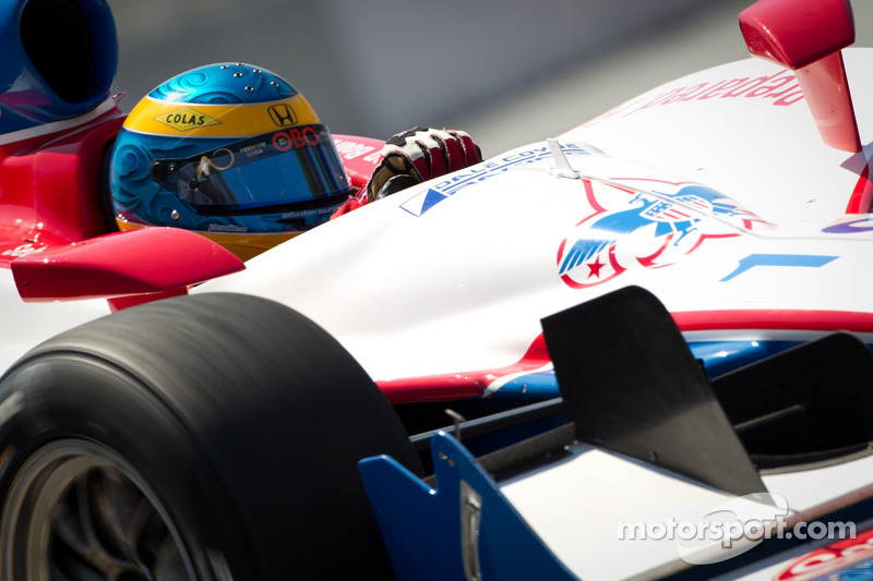 Dale Coyne Racing Edmonton Qualifying Report