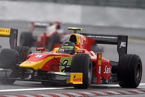 GP2 Racing Engineering Nurburgring Race 2 Report