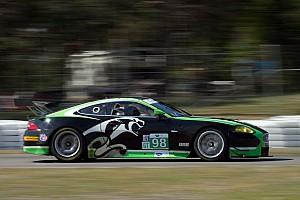 ALMS JaguarRSR Mosport Race Report