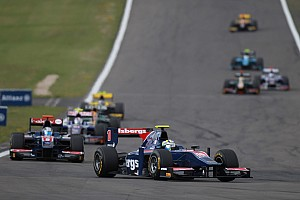 GP2 iSport Nurburgring Event Summary