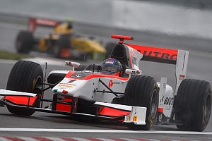 GP2 Rapax Nurburgring Race 2 Report