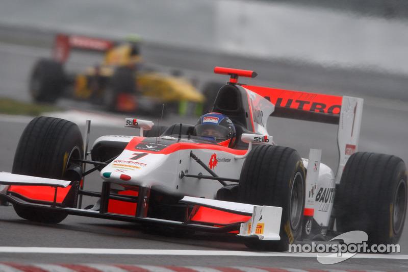 Rapax Nurburgring Race 2 Report