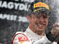 Great Win As Jenson Button Showed His Best At Budapest