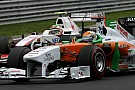 Force India Hungarian GP Race Report