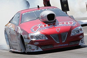 NHRA Greg Anderson Ready For The Battle At Seattle