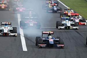 GP2 iSport International Hungary Event Summary