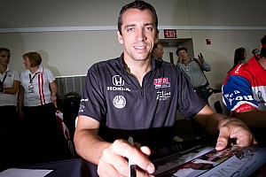 IndyCar Dreyer & Reinbold Racing Justin Wilson Medical Update
