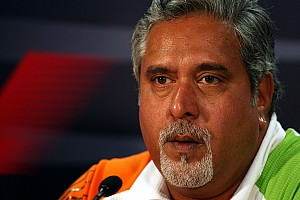 Delhi circuit 'not 100pc ready'  - Mallya