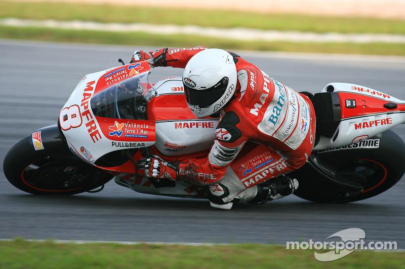 Aspar Czech GP qualifying report