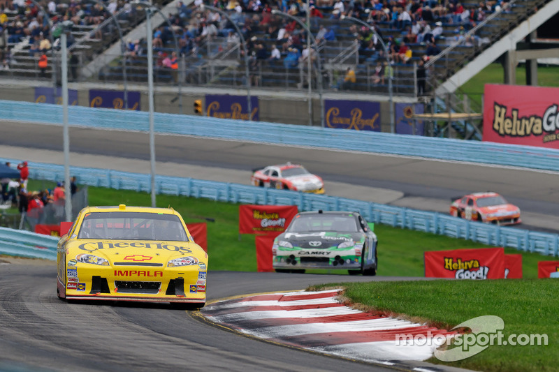 Richard Childress Racing Watkins Glen race report