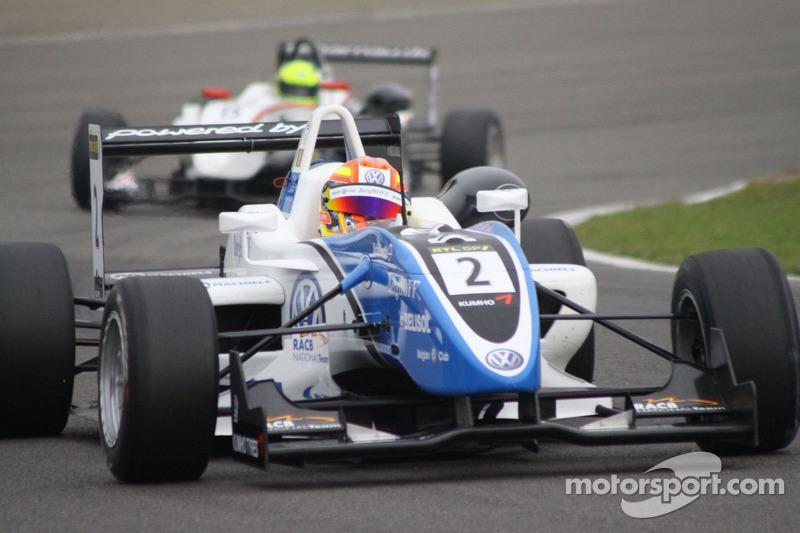 Laurens Vanthoor GP Masters at Zandvoort summary