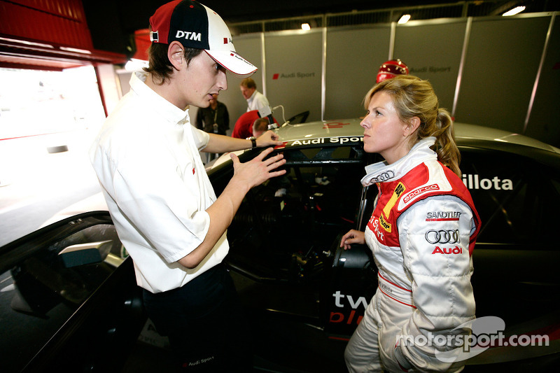 De Villota in talks for Formula One test seat