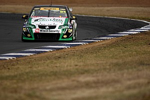 Karl Reindler Ipswich 300 Saturday report