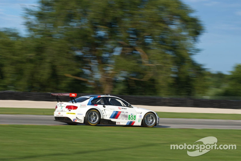 BMW Team RLL Road America race report