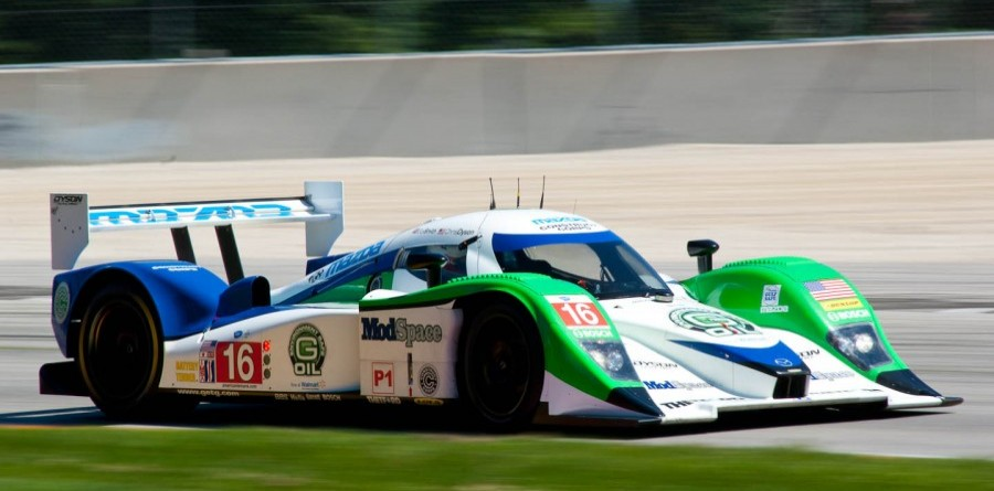 Dyson Racing enjoyed Road America close finish battle
