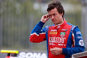 Jolyon Palmer set for Spa action