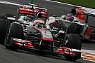 Pirelli Belgian GP - Spa qualifying report