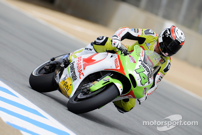 Pramac Racing Indianapolis GP qualifying report