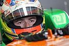 Force India Belgian GP - Spa race report