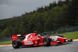 GP2 Arden Spa race 1 report