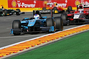 GP2 Ocean Racing Tech Spa race 2 report