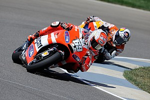 Ducati Indianapolis GP race report
