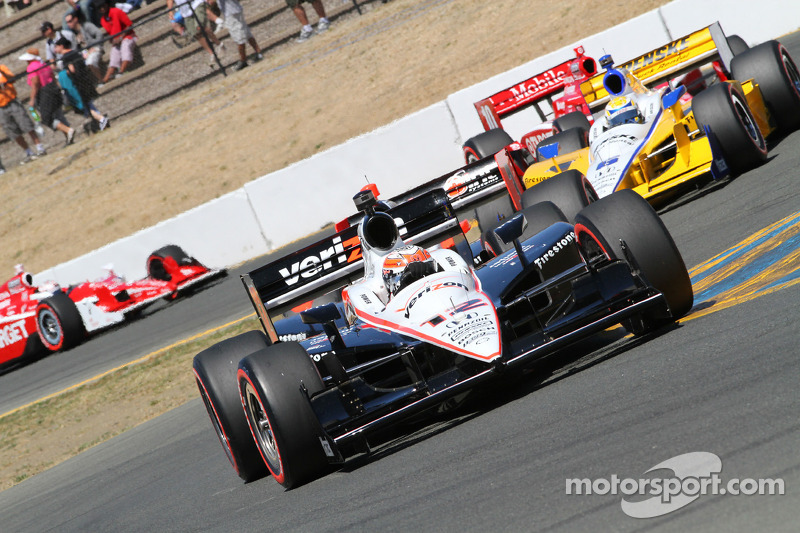 Honda Racing Sonoma race report