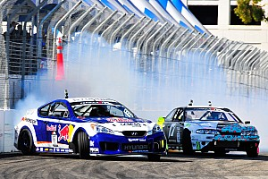 Hankook's Las Vegas Event formula Drift summary