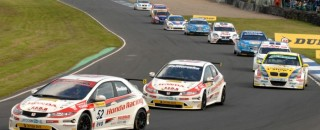 BTCC BTCC heads north of the border to Knockhill