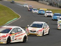 BTCC heads north of the border to Knockhill