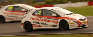 BTCC Honda Racing confirm NGTC for 2012
