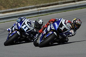 Yamaha San Marino GP Friday report