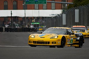 Corvette Racing Baltimore qualifying report